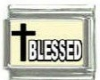 Italian Charms Modul Religion - Blessed